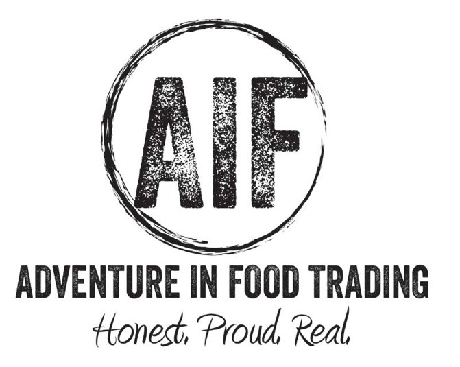 adventure in food trading logo